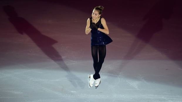 Russia is loaded with young and talented lady skaters, and perhaps the one with the brightest future is Elena Radionova, who sparkled at the Grand Prix of France.