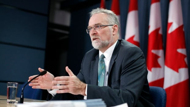 Auditor General Michael Ferguson tabled his fall 2014 report Tuesday, with chapters on mental health services for veterans of the Canadian Forces, Aboriginal Affairs' Nutrition North program and the handling of bailout loans to automakers, among other topics.