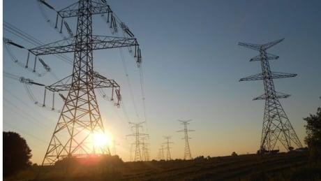 hydro transmission lines