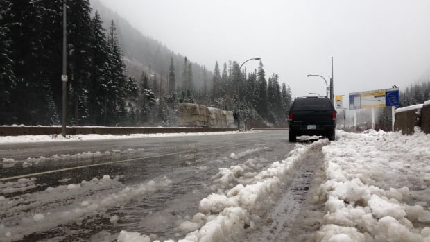 Sam Tremblay offers winter driving tips for B.C. motorists