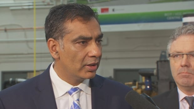 Amrik Virk has been moved out of the advanced education ministry to become minster of technology, innovation and citizens' services.