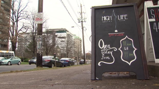 The owner of the High Life Social Club on Spring Garden Road says he contacted Halifax Regional Police before he opened.
