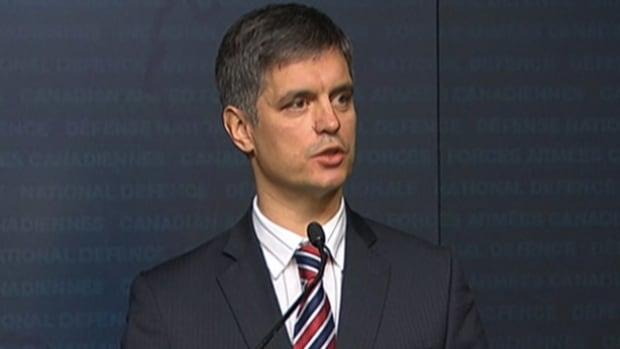 Former Ukrainian ambassador to Canada Vadym Prystaiko.