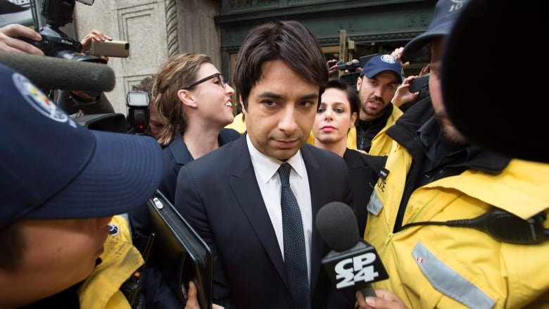 Jian Ghomeshi spent years building star brand, but his fall from