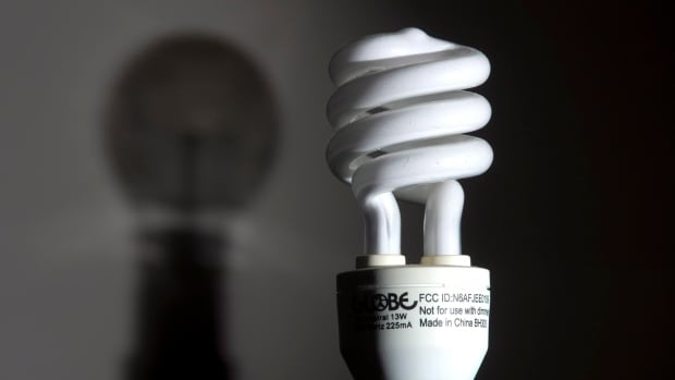 The Harper government posted regulations earlier this month that will create a voluntary recycling code for companies that sell compact fluorescent bulbs., which contain small amounts of mercury.