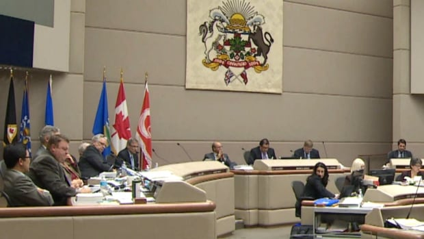 Calgary council chambers get tighter security measures ...
