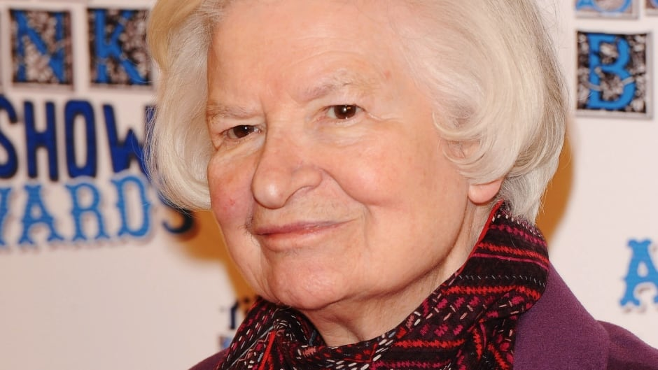 P.D. James attends The South Bank Show Awards at the Dorchester on Jan. 26, 2010 in London, England.