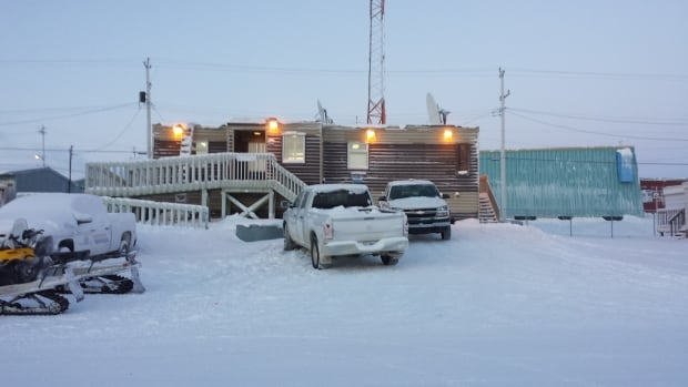 The RCMP detachment in Igloolik, Nunavut. On March 20, 2012, two RCMP officers went to the home of Felix Taqqaugaq after getting a call from someone in the community who became concerned after hearing Taqqaugaq ranting on the community's local radio station. He died after being shot 3 times.