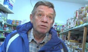 Freeman Collins on duck invasion in Burin