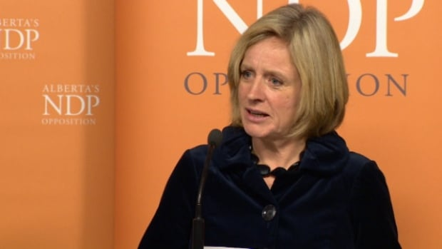 """The Royal Alex is making patients sick,"" NDP leader Rachel Notley said at a news conference Thursday."