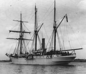 Shackleton's ship, SS Endurance