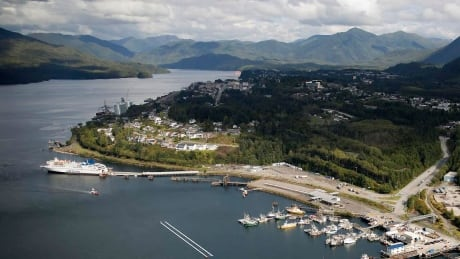 Alaska ferry service to pay for armed Mounties at B.C. terminal