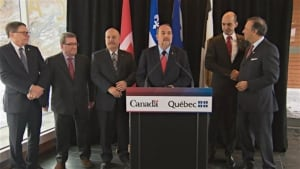 Denis Lebel Pont du Québec