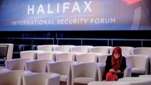 Sask Libya Activist - Alaa Murabit