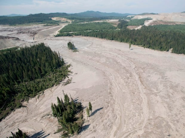 B.C. tailings pond breach