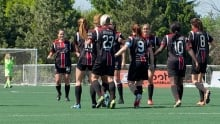 Ottawa Fury FC women's team