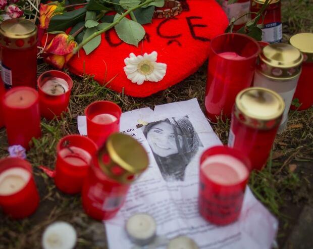 Germany Student Killed