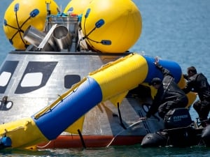 Orion recovery training