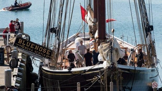 Bluenose II Schooner Rebuild To Cost At Least 20M Nova Scotia CBC News