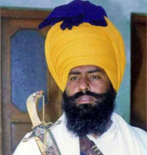 Talwinder Singh Parmar