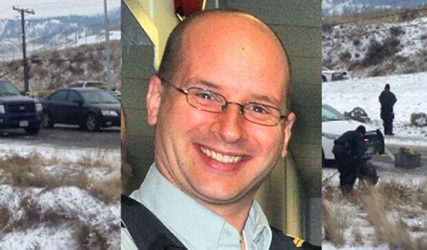 Kamloops RCMP shooting J.R. Michaud