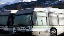 BC Transit's hydrogen bus fleet