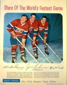 Moore, Beliveau, McDonald