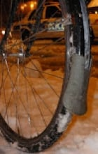 mud flap ottawa winter biking