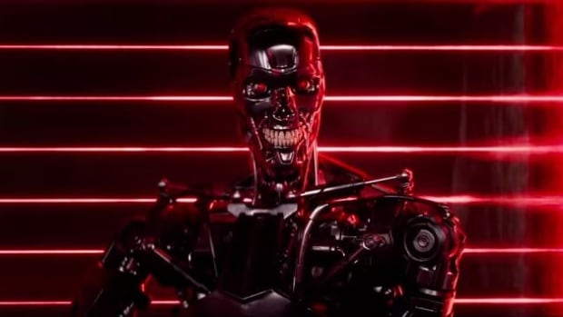 Popular works of science fiction, such as the trailer for Terminator: Genesys envision that when machines become more intelligent than humans, they will destroy, enslave or assimilate us.