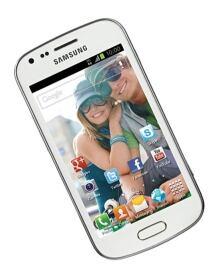 Ace II x Samsung phone explodes