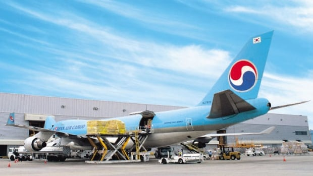 Korean Air Cargo will handle the largest shipments of lobster from Halifax Stanfield International Airport this holiday season.