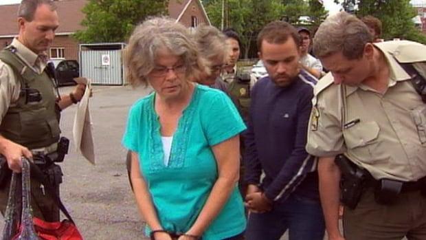 Ginette Duclos, Gabrielle Fréchette and Gérald Fontaine were found guilty of criminal negligence causing death and criminal negligence causing bodily harm.