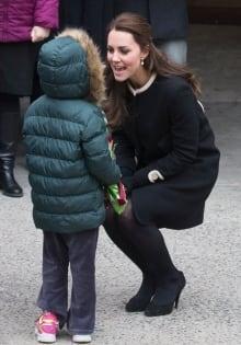 Royals US Visit