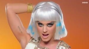 Katy Perry in Dark Horse
