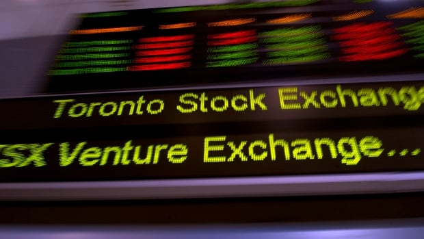 The TSX is up about seven per cent this year, following a nine per cent gain in 2013.