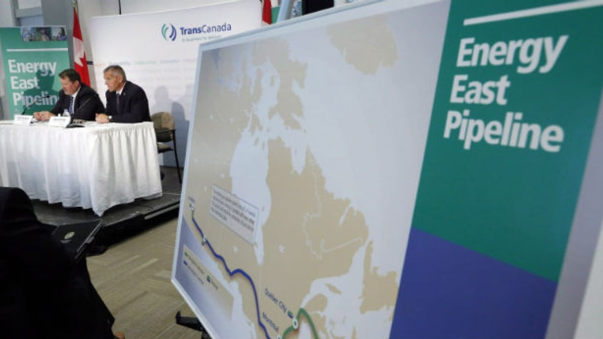 NEB to restart Energy East pipeline approval process