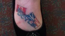 Republic of Doyle tattoo