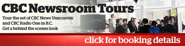 CBC Newsroom Tours