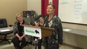Indigenous sexual assault program announcement - Dec. 12, 2014