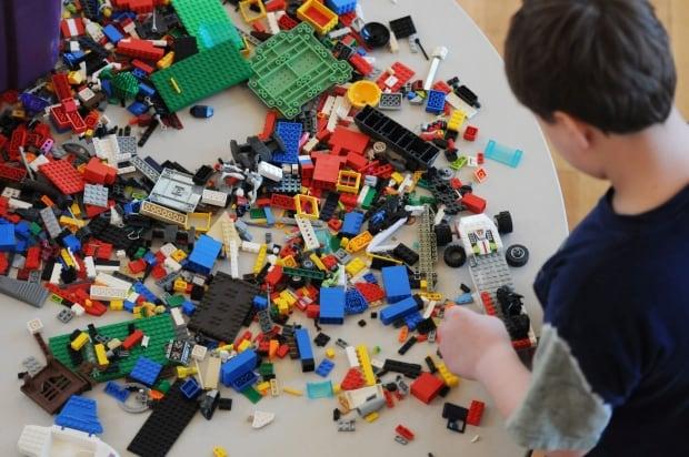 Lego shortage