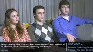 ABC News-UVA rape story