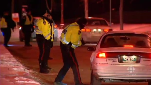 More drivers were charged with driving while impaired by illegal drugs this season than during last year's Checkstop program, Winnipeg police say.