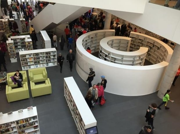 halifax central library grand opening
