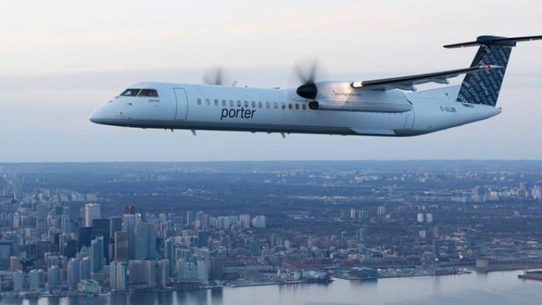 porter airlines frequent flyer