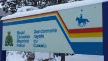 RCMP HQ in Yellowknife