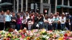 Sydney siege memorial