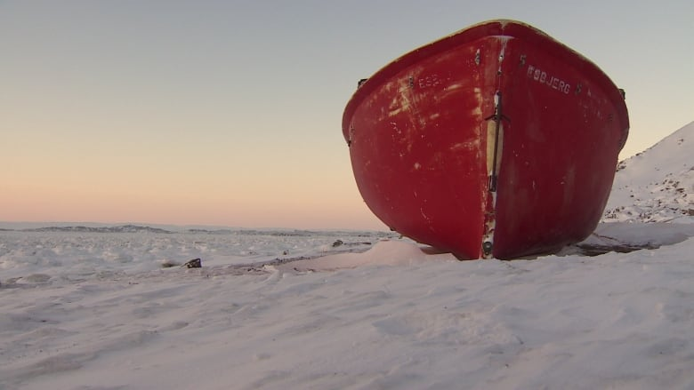big red boat song could be big boost for iqaluit charity cbc news