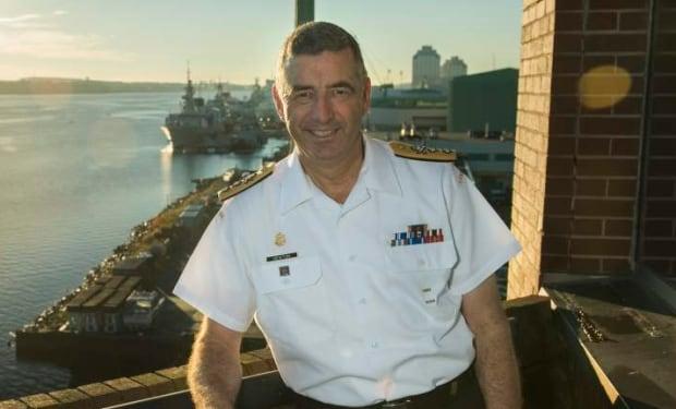 Rear Admiral John Newton Maritime Forces Atlantic