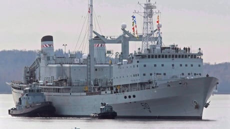 Navy Supply Ships