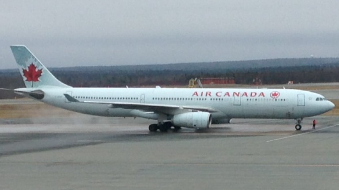 Assault Charge Laid After London To Toronto Flight